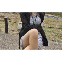 【個人撮影】現役モデルのパンチラバイト_さくらちゃん1_9