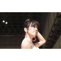 【個人撮影】イベントコンパニオンの生パンチラ14(2)