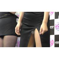 【個人撮影】イベントコンパニオンの生パンチラ39セット商品