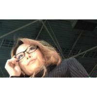【個人撮影】イベントコンパニオンの生パンチラ19