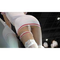 【個人撮影】イベントコンパニオンの生パンチラburst1セット商品