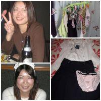 23歳 アニオタみゆきちゃんの自宅にお邪魔し、下着を物色しました!!