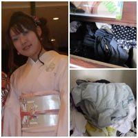 【part2】 23歳 アニオタみゆきちゃんの自宅にお邪魔し、下着を物色しました!!