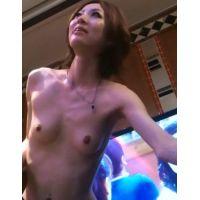 【ガチハメ撮り】受付嬢の生着替え【個人撮影】