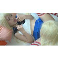 【超高画質フルHD動画】女子校生レイヤーを島風コスでえっちな撮影しちゃいましたNO-1 レズプレイ編