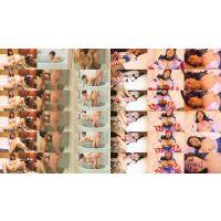 【超高画質フルHD動画】 えっちカップ女子大生とコスプレえっち生ハメNO-1NO-2オナニーセット商品