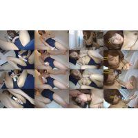 【超高画質フルHD動画】女子校生ゆかりちゃんと平沢唯スク水コスでコスプレえっちNO-1 NO-2セット商品