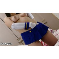 [Ultra-high quality full HD movie] accident rolling! The cosplay