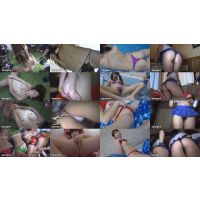 【Super high quality full HD movie】 Adult cosplay event sneaked L