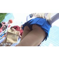 【超高画質フルHD動画】エロ過ぎ!カメラ小僧に囲まれているコスプレイヤーのズリネタ映像大公開NO-6