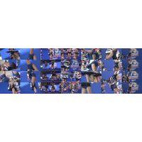 FHD動画 スーパーチアガール達のミラクル演技NO-1234567コンプリートセット