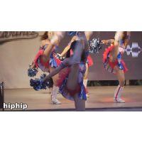 HD動画 お色気チアガールの妖艶演技!目のやり場に困っちゃいますNO-4