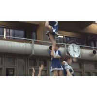 FHD動画美女揃い!スタイル抜群!JDチアリーダー達の劇アツ演技NO-4