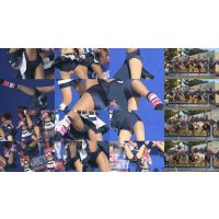 【超高画質フルHD動画】チアガールのコカーン(股間)がパカーンNO-5678 妖艶お色気美女特集セット商品