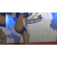 Professional cheer leaders のめちゃ eroticism sexy performance NO-5