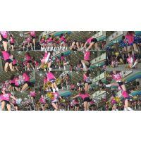 超ハイクラスチアガールの妖艶演技で観客はメロメロNO-1NO-2セット商品