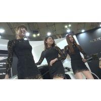 【超高画質フルHD動画】速報!東京オートサロン2017S級美女特集NO-5