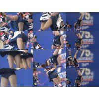 FHD動画 スーパーチアガール達のミラクル演技NO-567セット商品