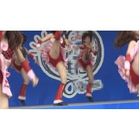 【超高画質フルHD動画】ハイクラスチアガール達の股間が激アツすぎるNO-4