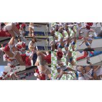 超絶美人チア達のアンスコ食い込み祭りNO-12セット商品