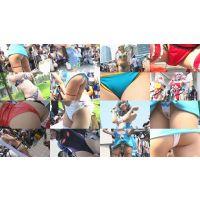 日本最大のコスプレイベント 露出大好き コスプレイヤー全員集合2013夏の陣その1-2-3まとめ商品