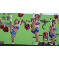 HD動画 超ハイレベルな美女チアガールのセクシー&ビューティーなダンスショーに大興奮!NO-2