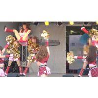 【超高画質フルHD動画】美人過ぎるチアガールのエロカワセクシー演技NO-1