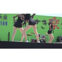 HD動画 超ハイレベルな美女チアガールのセクシー&ビューティーなダンスショーに大興奮!NO-1