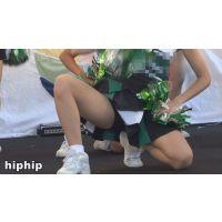 FHD動画若さ爆発! 健康的なチアガール達のはつらつ演技に密着NO-2