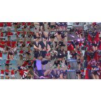 FHD動画有名女子大学生の健康的なハツラツチア演技NO-1 23セット商品