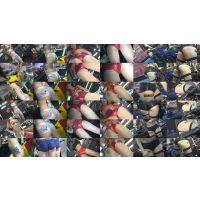 【超高画質フルHD動画】速報!大阪オートメッセ2017 関西娘はエロ過ぎNO-123セット商品