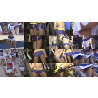 HD動画 美貌スタイル抜群!超ハイクラスチアガール達のアンスコ食い込み祭りNO-1234セット商品
