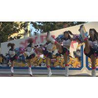 【超高画質フルHD動画】チアガールのコカーン(股間)がパカーンNO-8 妖艶お色気美女特集�