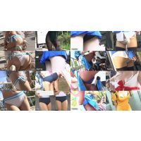 【Ultra High-Definition Full HD Movie】 Shameful Cosplay Year Feat