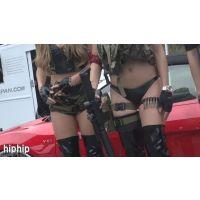 【超高画質フルHD動画】ハイクラス美女ダンサーのえっちな肢体を狙い撃ちNO-7