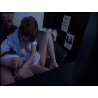 【てこきバイト】 可愛い女の子のテクニックがスゴイ
