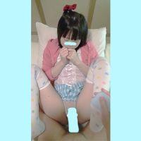 姪っ子の処女膜ヌップリ ロータークリ固定 顔出し動画