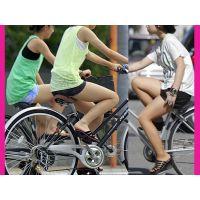 自転車に乗って1〜5セット