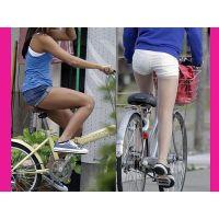【新作】自転車に乗って16