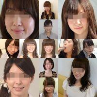 *特別特価*【セット販売】 顔 No.1〜10