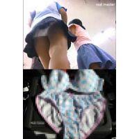 【美少女】【SP】近所に住んでるJ〇ちゃんのスカートの中と洗濯物!!part2