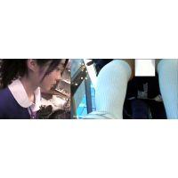 【美少女】制服&私服J〇ミディアム&ケイちゃん いろんな所から見せて!!