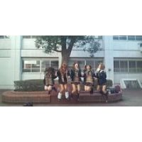 【大特価!!100枚】ピチピチのミニスカ制服姿の日常生活!!053