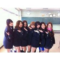 【大特価!!100枚】ピチピチのミニスカ制服姿の日常生活!!036