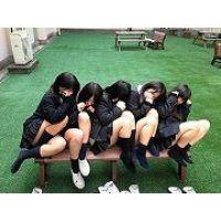 【大特価!!100枚】ピチピチのミニスカ制服姿の日常生活!!043
