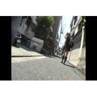 【HD動画】股下0CMの下尻JKをストーキング(*゚▽゚*)VOL.02