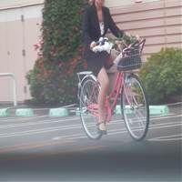 自転車通勤なOL  2