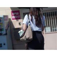 タイトスカートな女 通勤 17