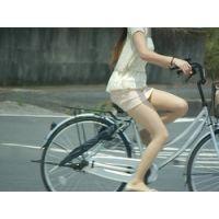 自転車通勤なOL 7