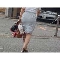 タイトスカートな女 通勤 5